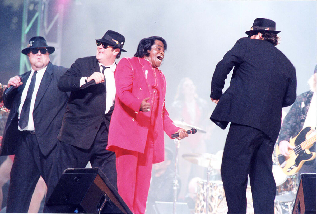 1997: Blues Brothers