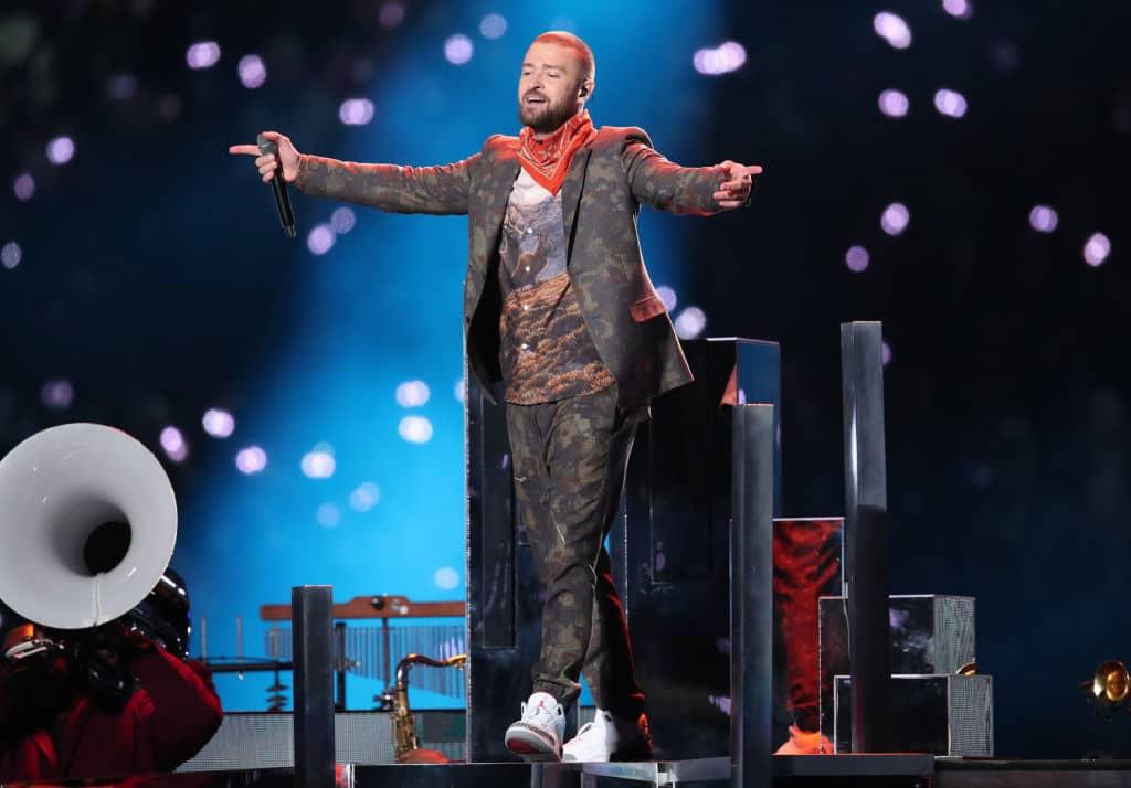 Timberlake Returns To The Super Bowl