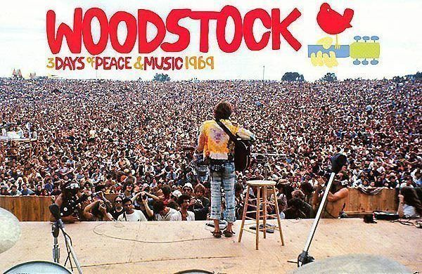 The 1969 Woodstock Festival: What Happened Then?