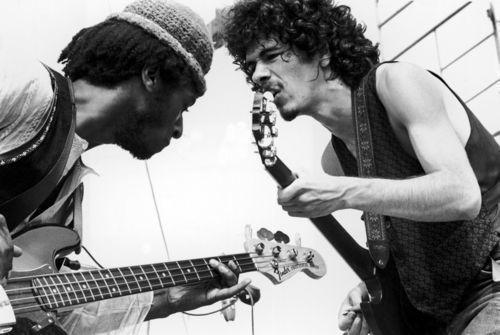 Latin Rock At Woodstock