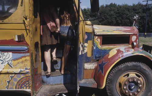 Buses And Caravans Aplenty