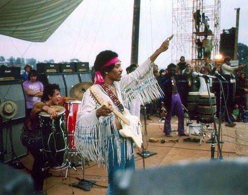 The Legendary Jimi Hendrix