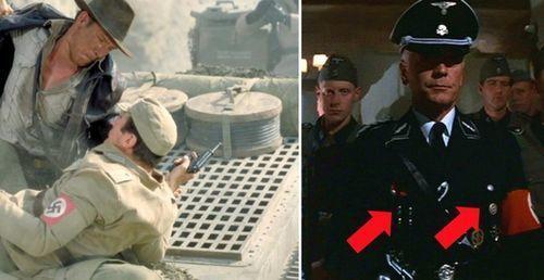Indiana Jones and the Last Crusade – No Medal Wearing Nazis