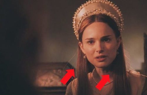 The Other Boleyn Girl – Hair Should Have Been Up