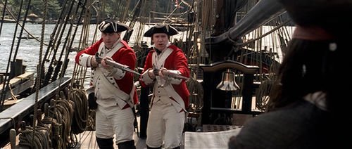 Pirates of the Caribbean: The Curse of the Black Pearl – No Red Coats Yet