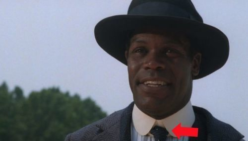 The Color Purple – No Clip-On Ties Yet