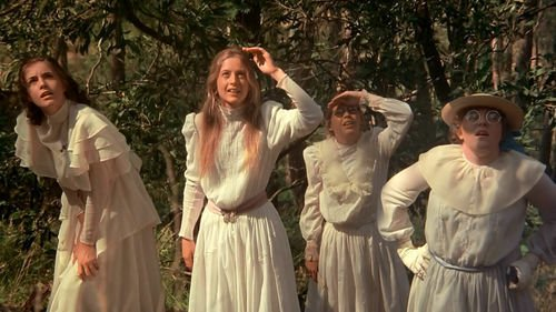 Picnic at Hanging Rock – Wrong Hairstyle For The Time