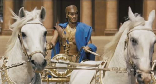 Ben Hur – Too Early For The Star of David