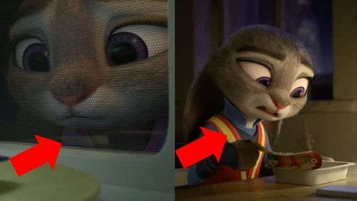 Zootopia – A Different Shirt
