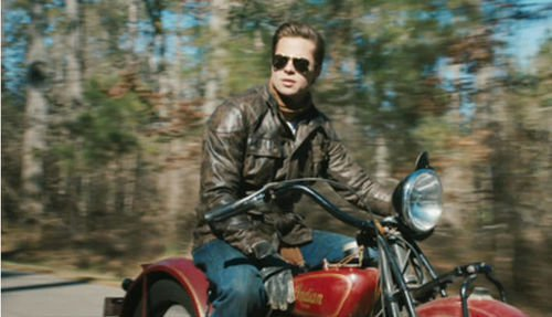 The Curious Case of Benjamin Button – A Need For More Old-Fashioned Sunglasses