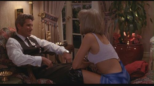 Pretty Woman – A Tie Gets Tied And Untied