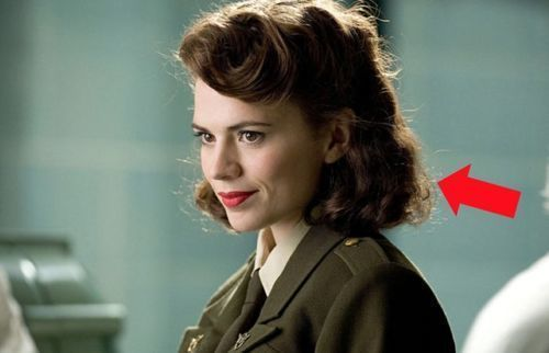 Captain America: The First Avenger – Unsuitable Hairstyle