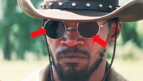 Django Unchained – No Sunglasses Yet