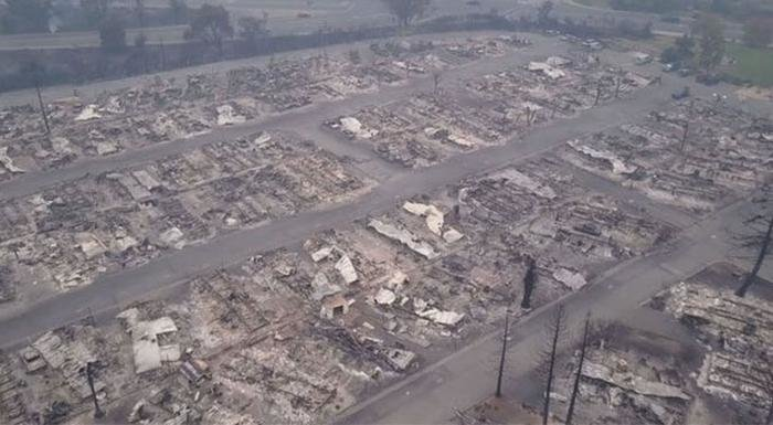 The Tubbs Fire