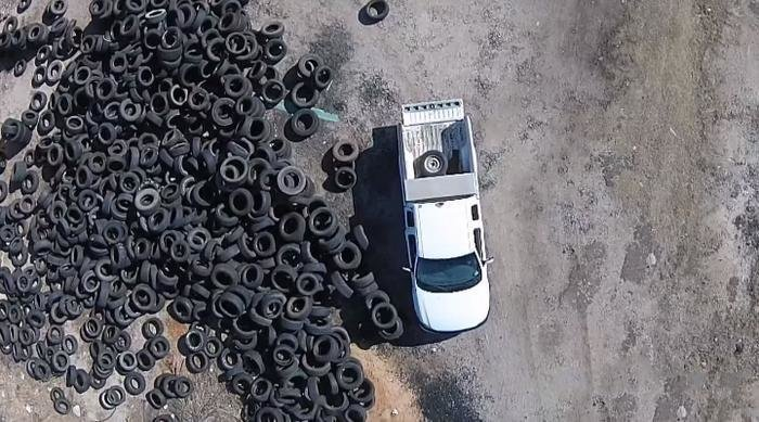 Intimacy At The Tire Dump