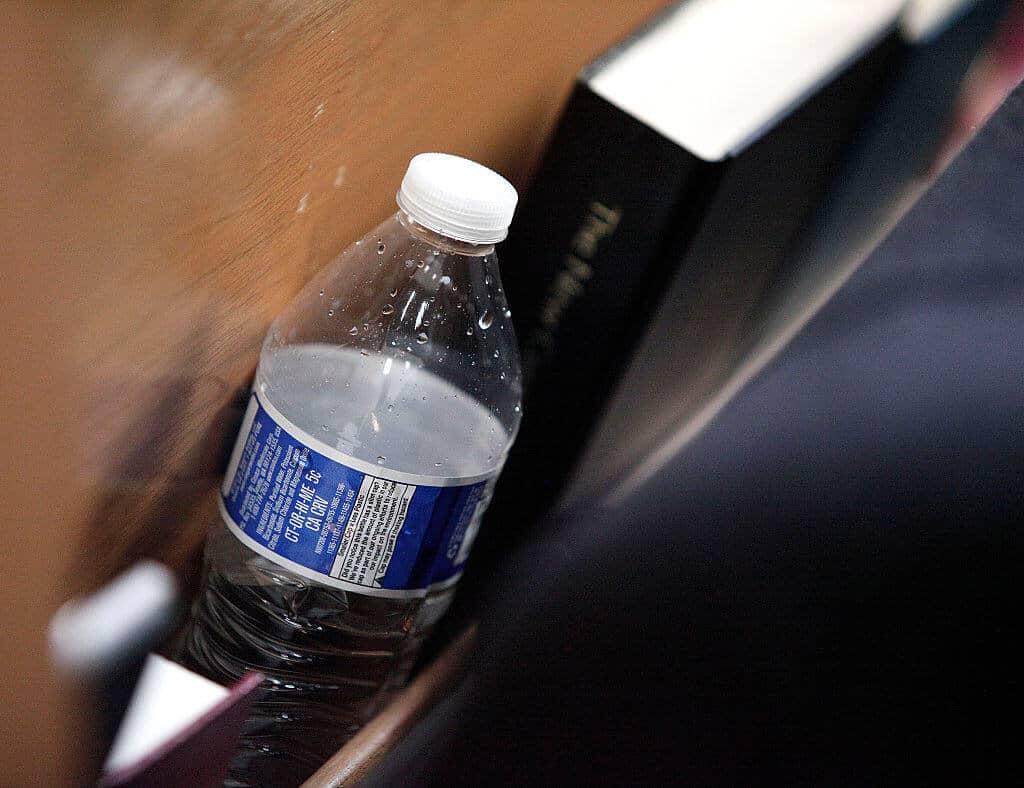 Bring An Empty Water Bottle