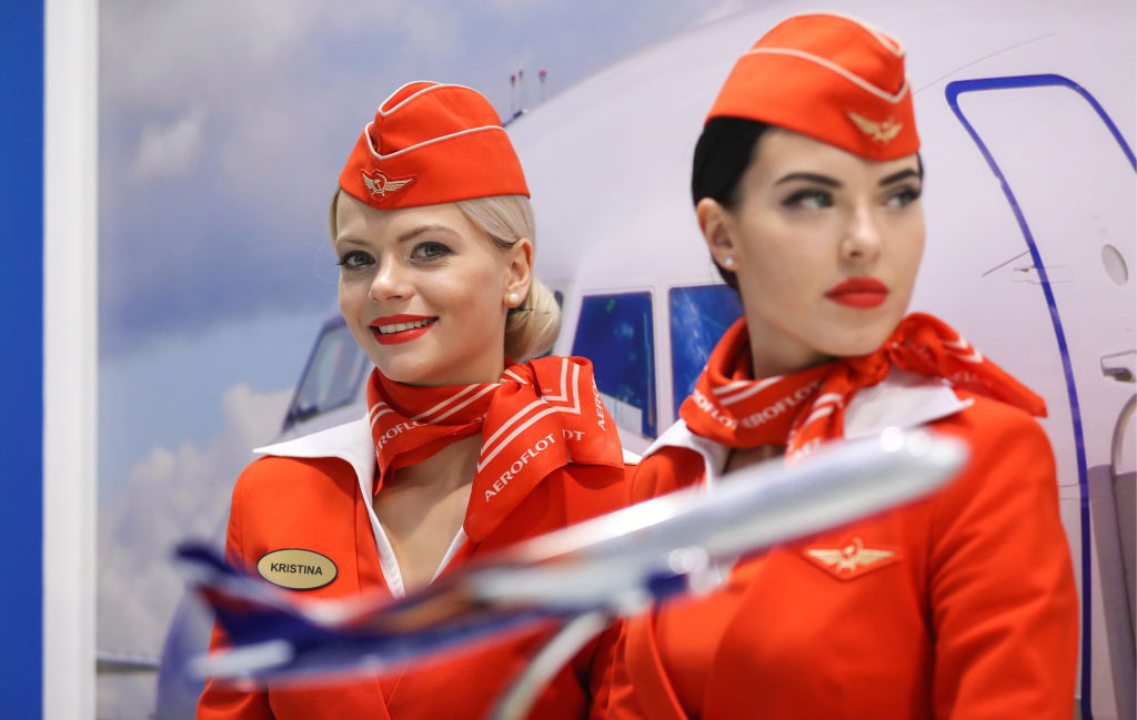 Flight Attendants Need To Look A Certain Way