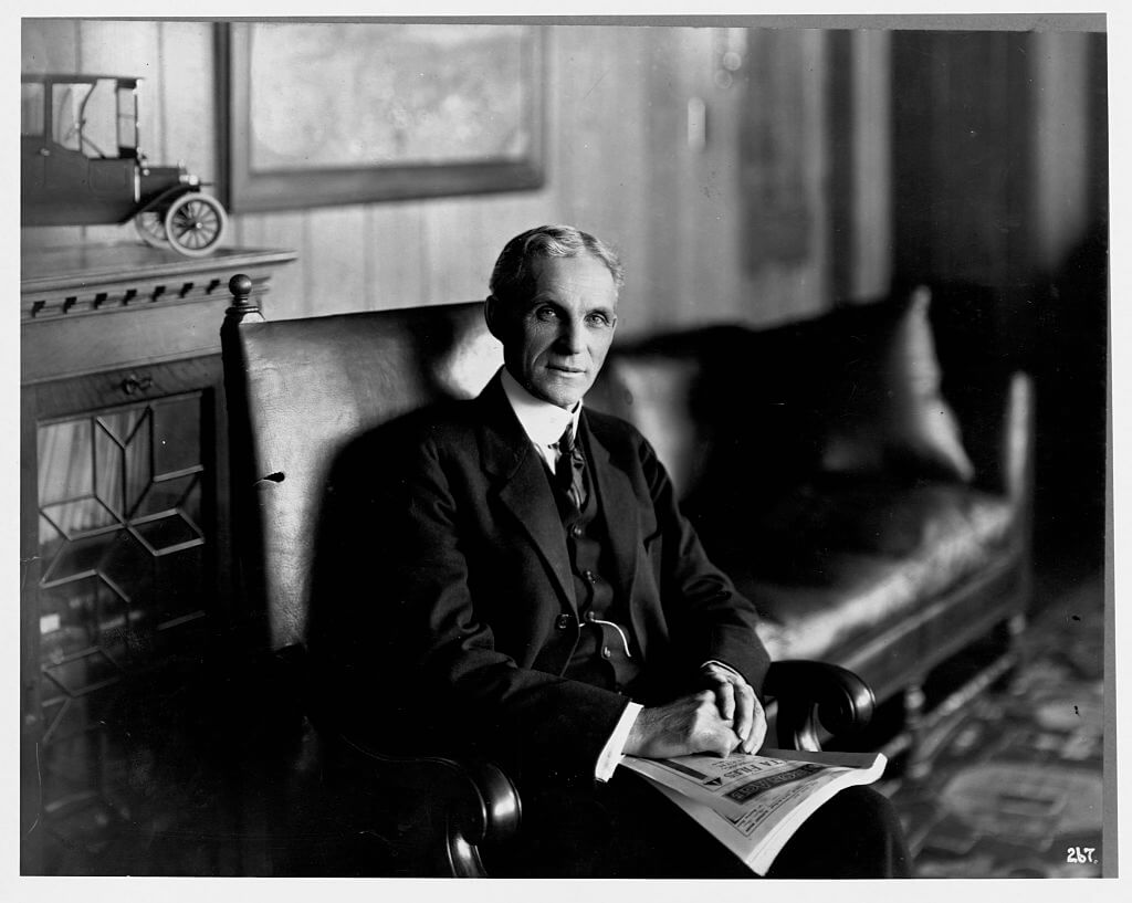 Henry Ford Coined This Adage That We All Use