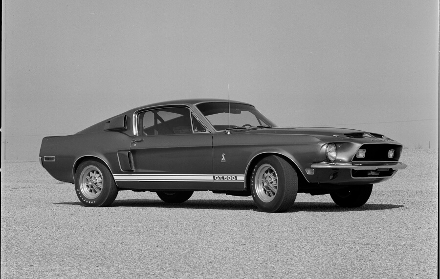 Jim Morrison Was The Proud Owner Of A Now Missing 1967 Shelby GT 500