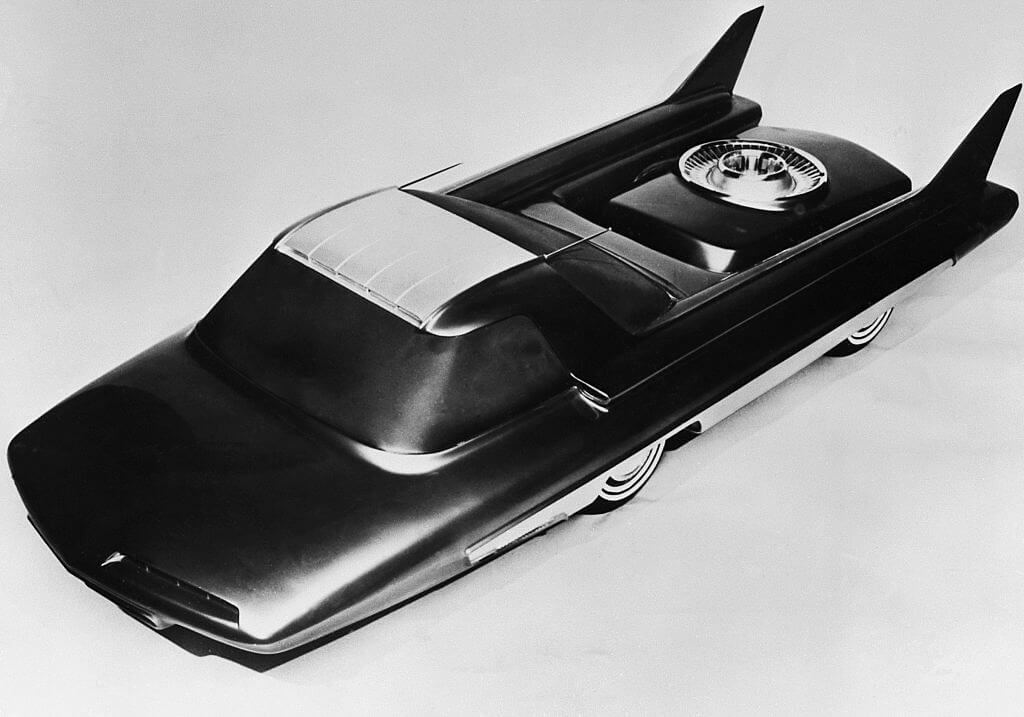 The Company Wanted To Build An Atomic-Powered Car