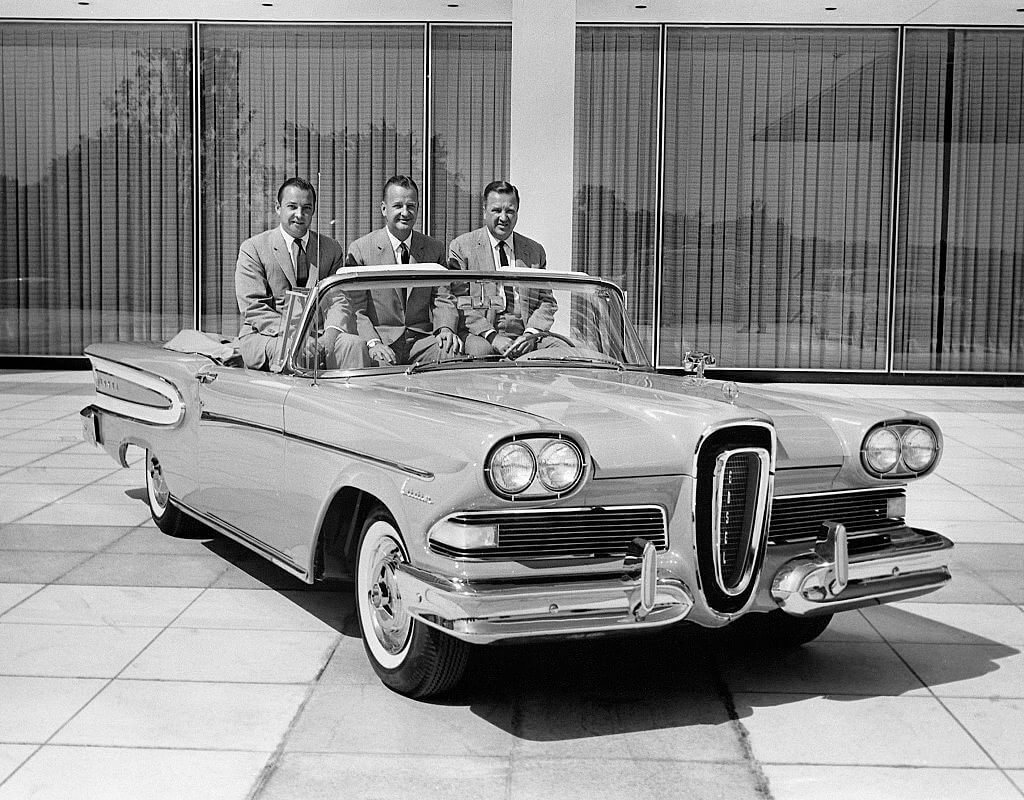 The Edsel Was An Overhyped Flop
