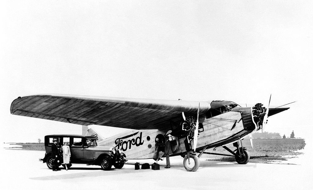 Ford Motor Company Also Made Airplanes