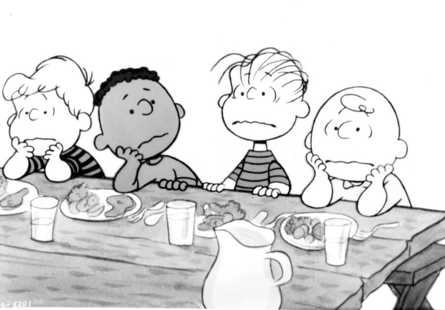Ford Made The First Peanuts Live Animation Appearance In A Commercial