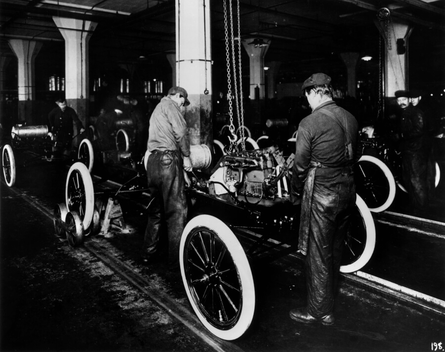The Model T Became One Of The Most Popular Vehicles Ever