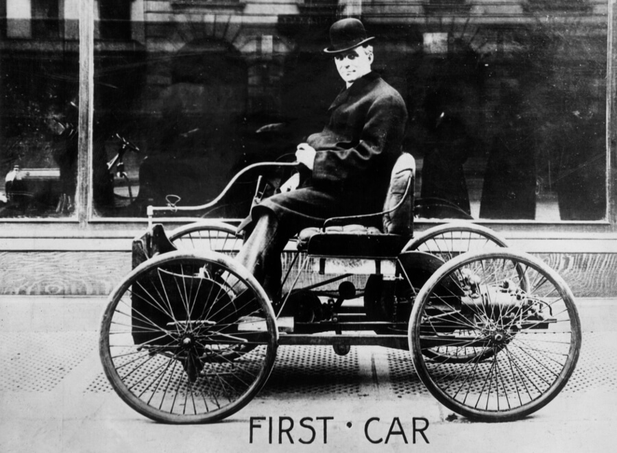 """The """"Perfect-Machine"""" Was How They Described The Model A"""