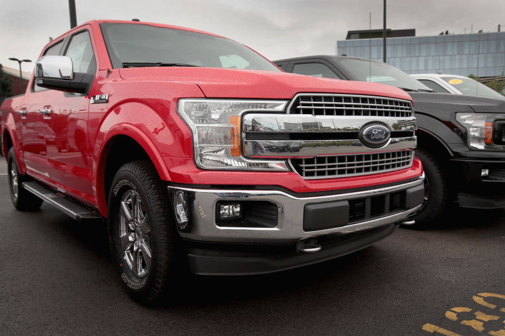 Ford Recently Decided to Drop Its Passenger Car Lines And Focus On Trucks Instead
