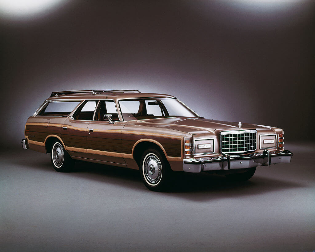 The Country Squire Station Wagon Was Another Popular Model