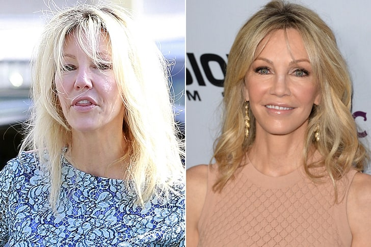 Heather Locklear – Melrose Place