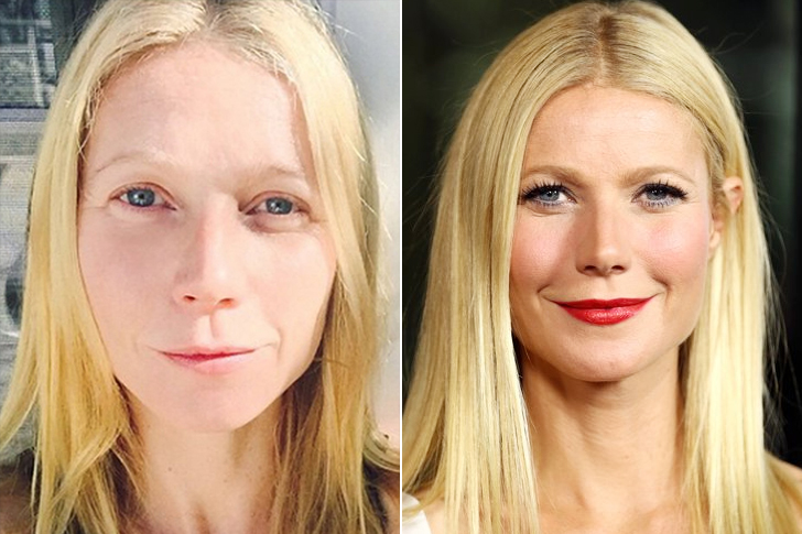 Gwyneth Paltrow – Iron Man