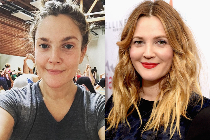 Drew Barrymore – E.T, The Extra-Terrestrial, Never Been Kissed & The Wedding Singer