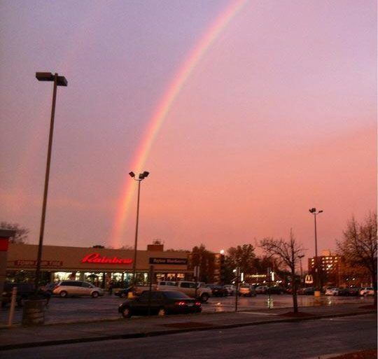 The End Of A Rainbow
