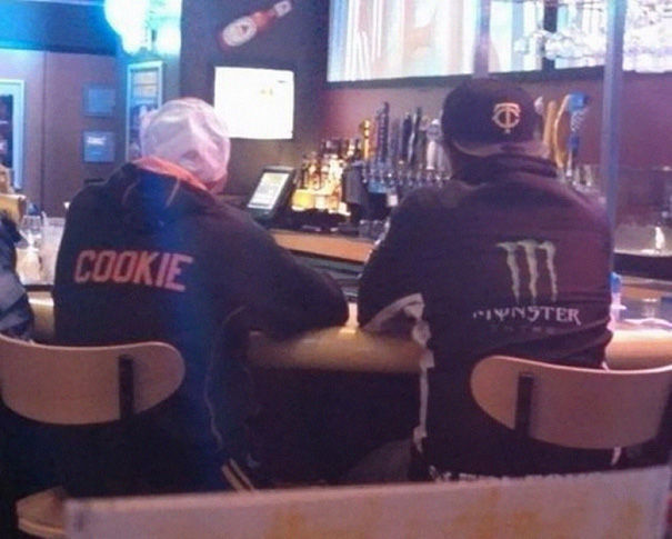 The Cookie Monster Duo