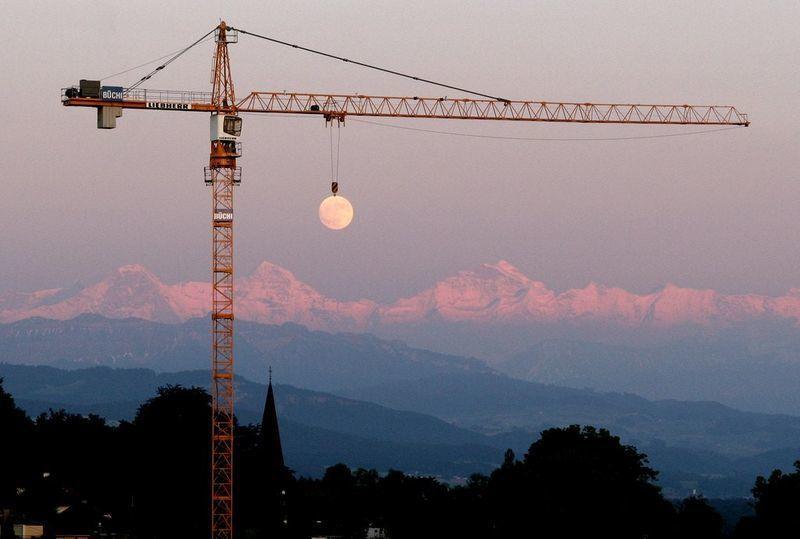 The Moon In Captivity