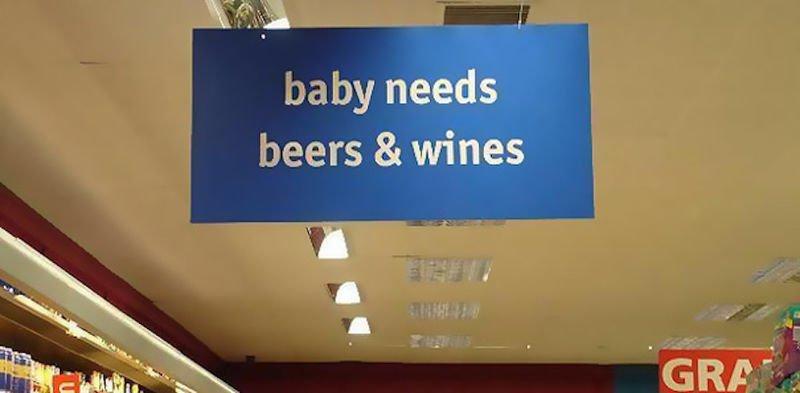 Babies' Wine