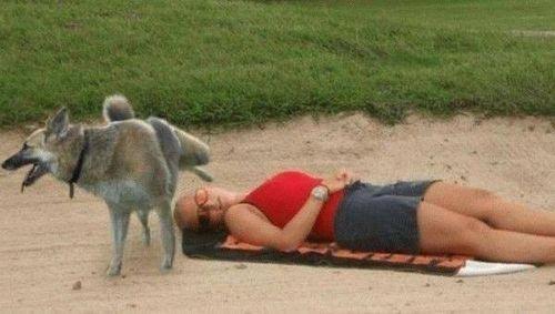 Some Really Deep Sleep