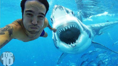 The Dangers Of A Selfie