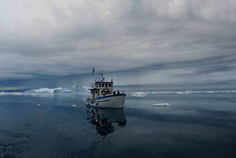 Pursuing Ice