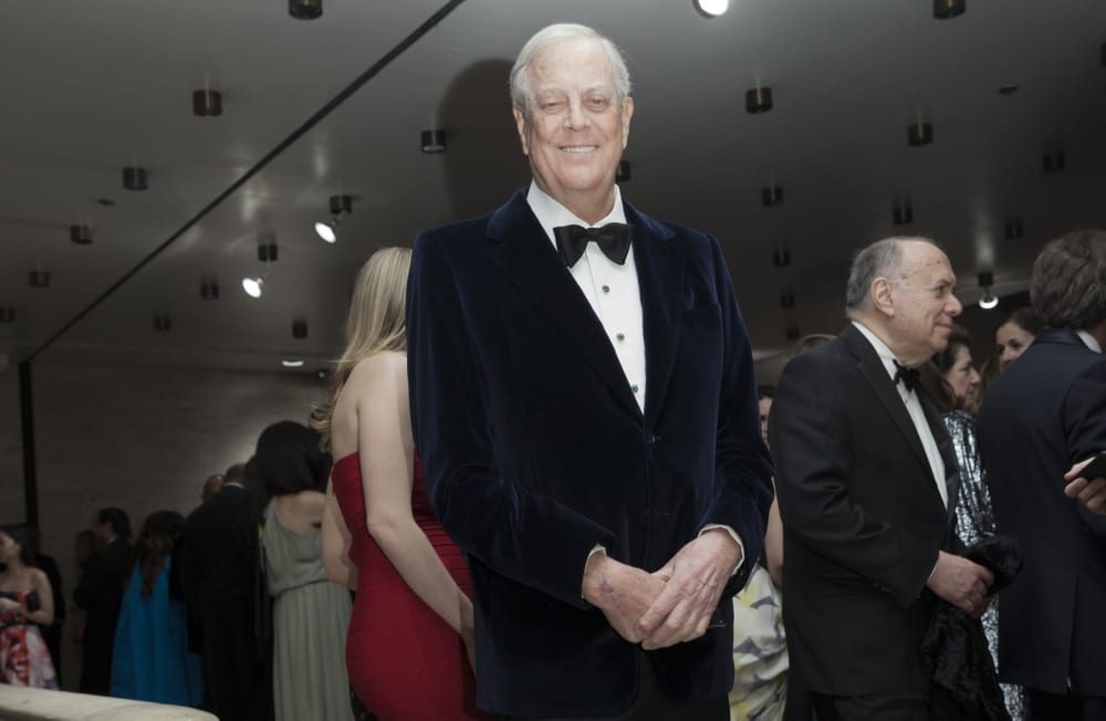 The Koch Family - $98.7B