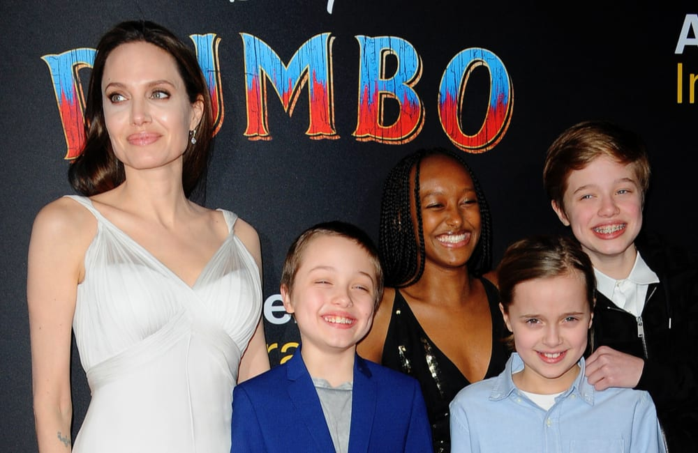 The Jolie Family - $160M