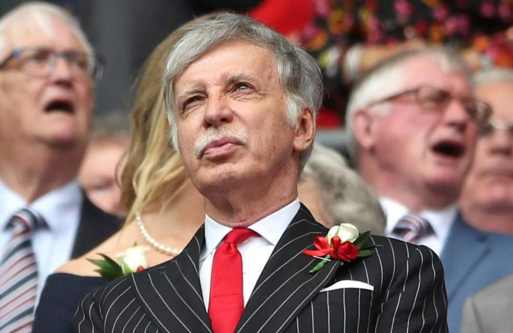 The Kroenke Family - $8.5B