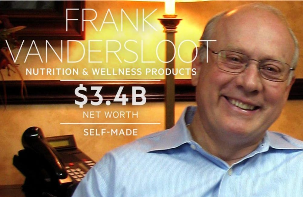 The Vandersloot Family - $3.4B