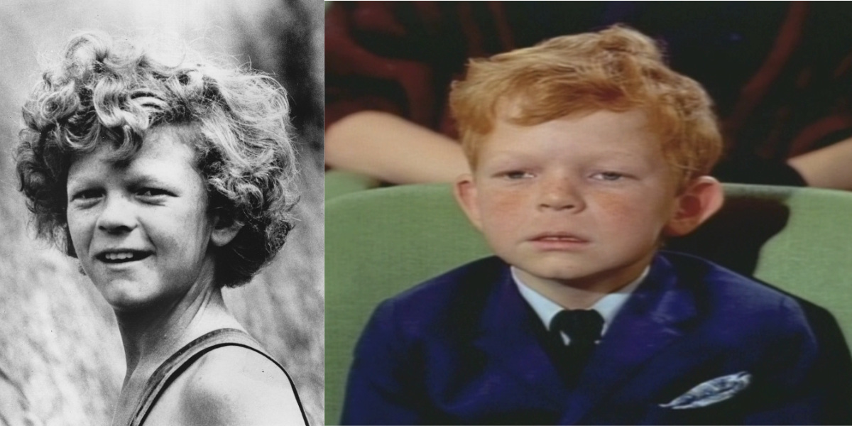 Johnny Whitaker - Then