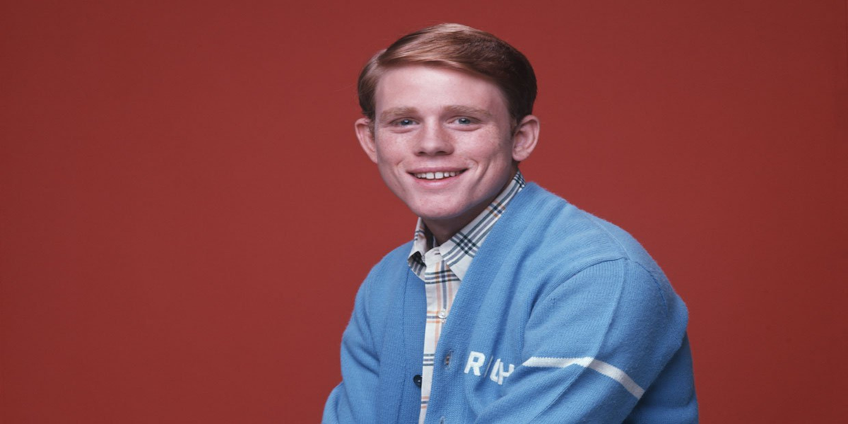 Ron Howard - Then