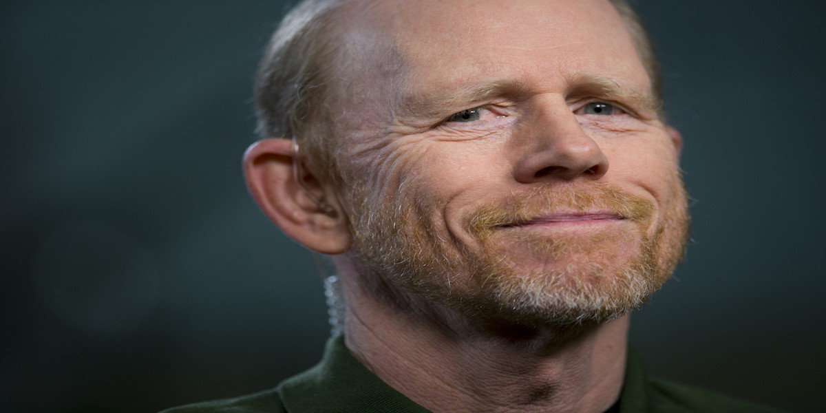 Ron Howard - Now