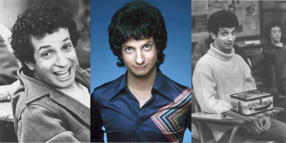 Ron Paolillo - Then