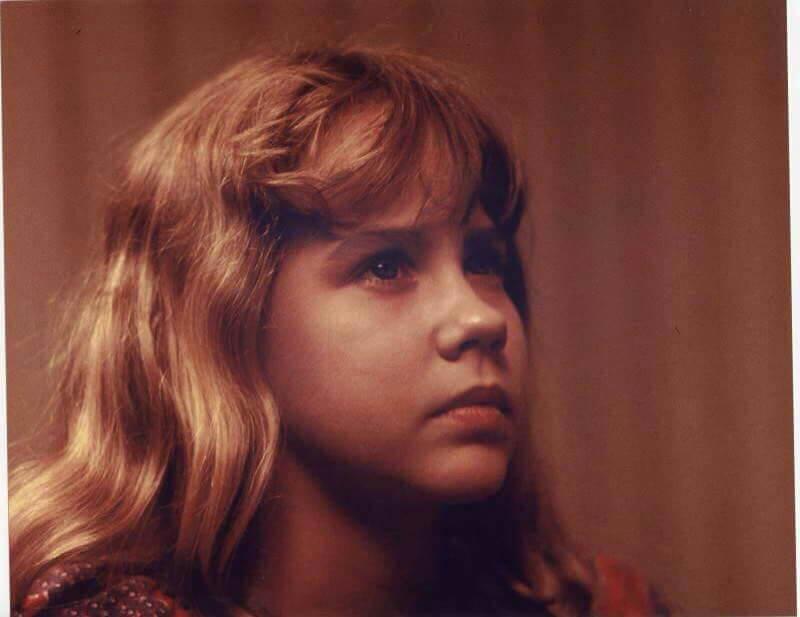 Linda Blair - Then